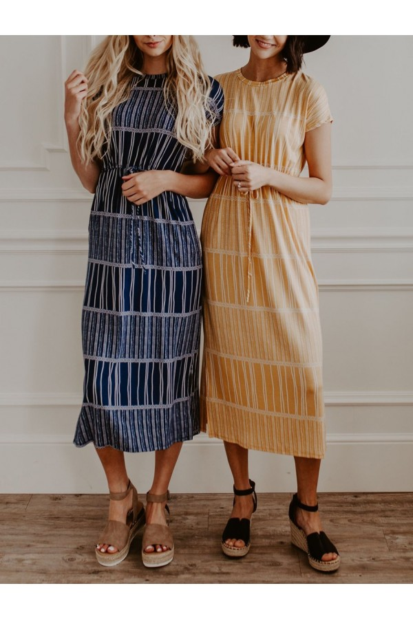 Summer Pure Midsummer Sun Dress